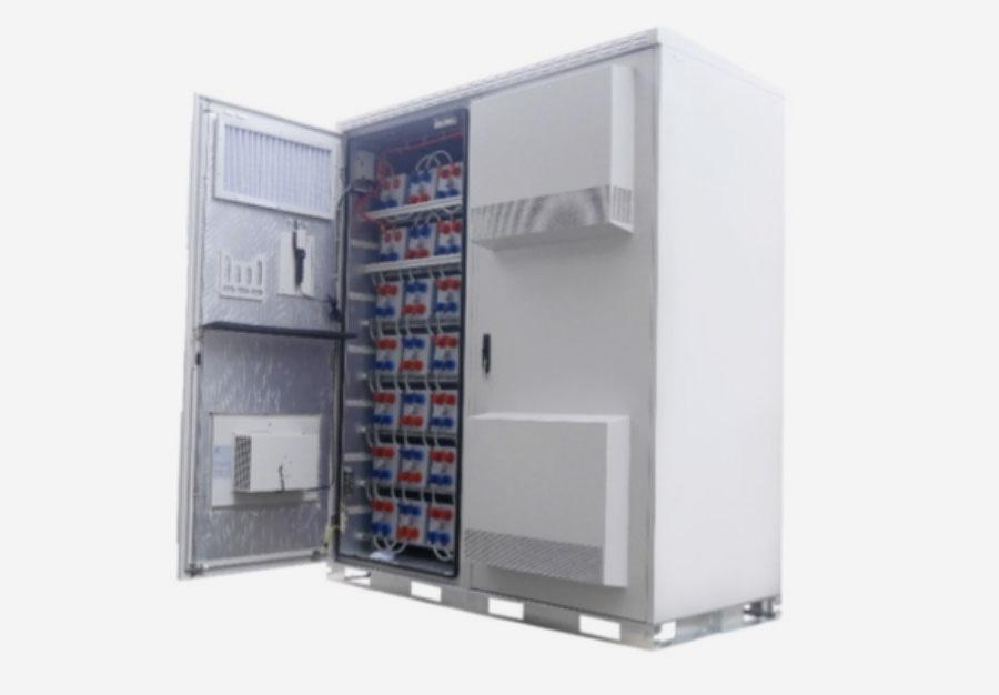 Gabinete de baterias